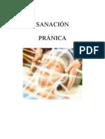 Sanación Pránica