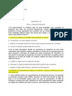 Cuestionario 14 Etica y Conducta Profesional