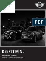 Preisliste F55 F56-Mini Acc
