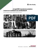 Sistemas de Control Logix5000_Conexión de Variadores