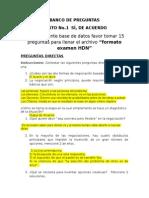 Banco de Preguntas HERRAMIENTAS DE NEGOCIOS