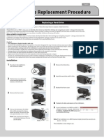 Buffalo LinkStationProDuo LS WVL_Hard Drive Replacement Procedure