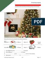 Christmas Presents B! B2