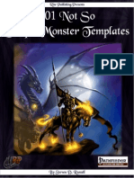 101 Not So Simple Monster Templates v1