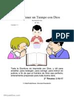 Devocionales Estudios Biblicos