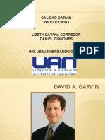 David Garvin Exposicion Final