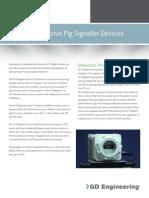 Non Intrusive Signallers GD-1035