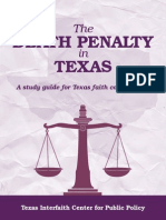 The Death Penalty in Texas