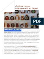 How to Shop for Real Honey MassReport Interview With an Expert