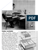 Pm Aug 72 Hobby Work Table