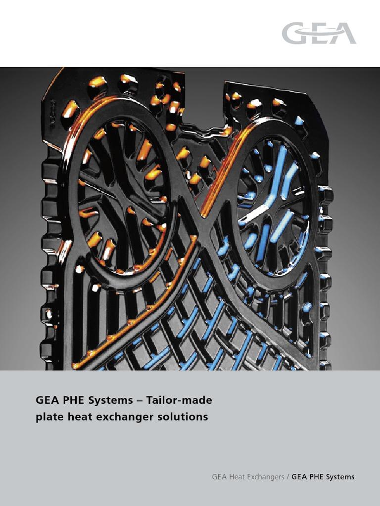 Brochure GEAPHE Prod Image Broschuere | Heat Exchanger | Hvac