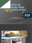 TIPOS DE TUBERIAS PARA ALCANTARILLADOS.pptx