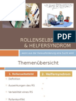 Rollenselbstbild&Helfersyndrom