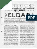 27990378 Warhammer 40K WH40K Rogue Trader Eldars
