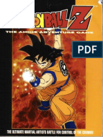 Dragonball Z D20 Modern | Dragon Ball | Dungeons & Dragons
