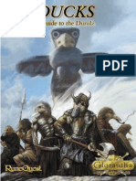 Glorantha the Second Age - Ducks, A Guide to the Durulz
