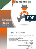 Dimensionamento de Bombas (1)