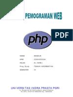 Dasar Dasar HTML