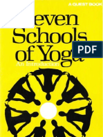 Seven Schools of Yoga, An Introduction - Ernest Wood