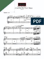 Prokofiev Conc para piano n%C2%BA3_ FL1+2