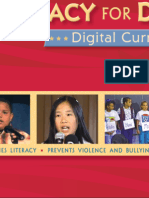 Literacy for Democracy Digital Curriculum Brochure