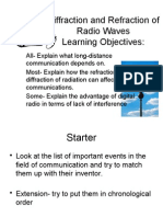 23456_Diffraction and Refraction of Radio Waves