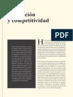 Concepto de Innovación y Competitividad