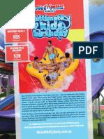 WetnWild Sydney  Kids Birthday Parties Flyer  Booking Form.pdf