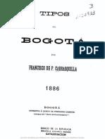 Tipos de Bogota