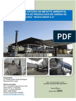 Eia Produccion de Harina de Pescado