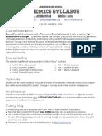 Econ Syllabus 2014-15 S2