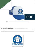 Rcdaw-0001 Logo Hat v01