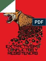 Extractivismo Conflictos y Resistencias