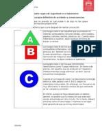 Cuestionario Sobre Reglas de Seguridad en El Laboratorio (Autoguardado)