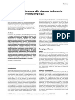 A Review of Autoimmune Skin Diseases in Domestic Animals- I – Superficial Pemphigus (Pages 291–305)