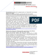 2014 04 24 - Foncodes - Sintesis Informativa