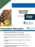 Costumbre Mercantil-Empresarial