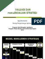 Strategi Agri Agus H