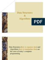 Data Structures & Algorithms