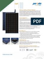 Yingli Solar_PANDA 60 Cell