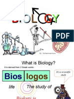 Introduction of Biology