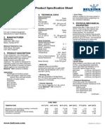 Belzona 1311 Original Specification Sheet