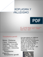 Toxoplasmosis y Paludismo (1)