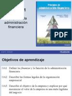 Principios de la Administración Financiera