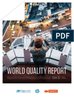 World Quality Report 2014-15 Review
