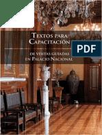 Guia del Palacio Nacional de México