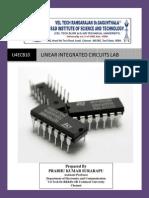 Integrated Circuit Pdf