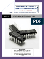 Linear Integrated Circuits Book Pdf