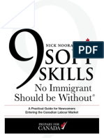 9 Soft Skills to Prepare for Canada Jobs Market
