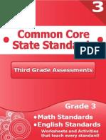 grade 3 mathematics work book | Fraction (Mathematics